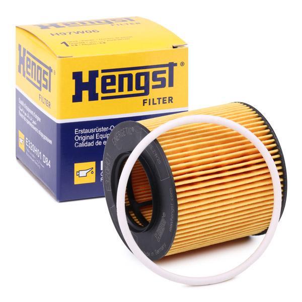HENGST FILTER  E320H01 D84 Ölfilter Ø: 65mm, Innendurchmesser 2: 33mm, Innendurchmesser 2: 10mm, Höhe: 72mm