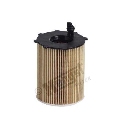 HENGST FILTER  E40H D105 Filtro de aceite Ø: 65mm, Diám. int.: 26mm, Altura: 99mm