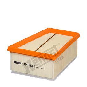 Luftfilter E461L01 Scénic 1 (JA0/1_, FA0_) 1.6 BiFuel (JA04) Bj 2000