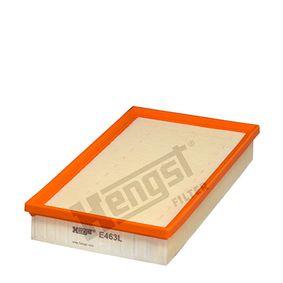 Filtro aria Lunghezza: 303mm, Largh.: 174mm, Alt.: 46mm, Lunghezza: 303mm con OEM Numero 487 6199
