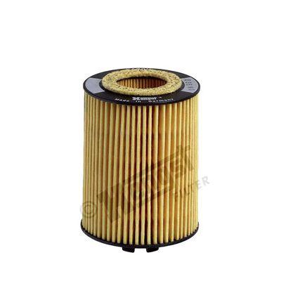 HENGST FILTER  E600H D38 Ölfilter Ø: 62mm, Innendurchmesser: 28mm, Höhe: 87mm