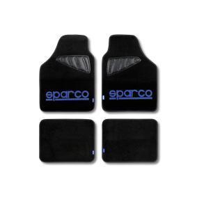 SPARCO Conjunto de tapete de chão SPC1901