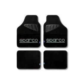 SPARCO Conjunto de tapete de chão SPC1902