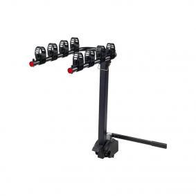 Cykelholder til bagklap max. Fahrrad-Rahmengröße: 70mm, min. Fahrrad-Rahmengröße: 25mm 940525