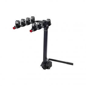 Rear mounted bike rack Max. bicycle frame size: 70mm, Min. bike frame size: 25mm 940525