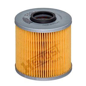 Ölfilter Ø: 82,0mm, Innendurchmesser 2: 29,0mm, Höhe: 88,0mm mit OEM-Nummer 11 42 1 709 865