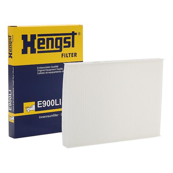 Pollenfilter HENGST FILTER 9894310000 Bewertung