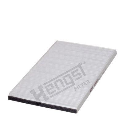 HENGST FILTER  E902LI Filter, Innenraumluft Länge: 337mm, Breite: 194mm, Höhe: 17mm