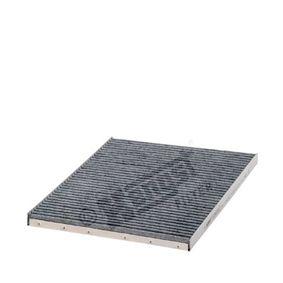 Filter, Innenraumluft Art. Nr. E903LC 120,00€