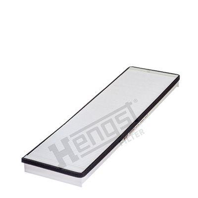 HENGST FILTER  E933LI Filter, Innenraumluft Länge: 579mm, Breite: 163mm, Höhe: 38mm