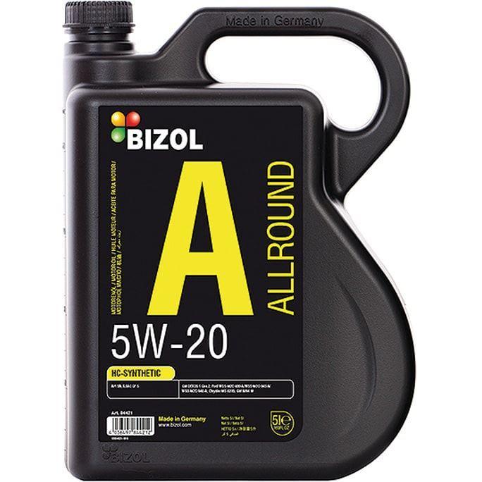 BIZOL ALLROUND 84421 Aceite de motor