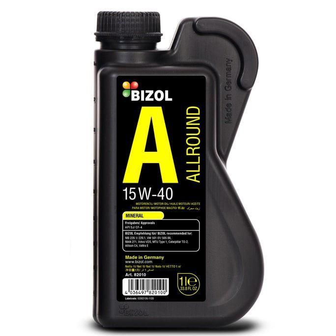 BIZOL ALLROUND 82010 Aceite de motor
