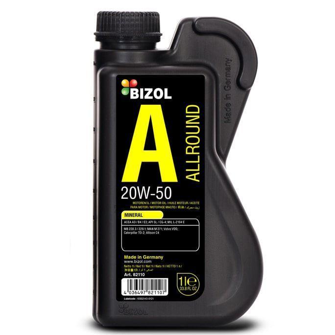 BIZOL ALLROUND, 4T 82110 Aceite de motor