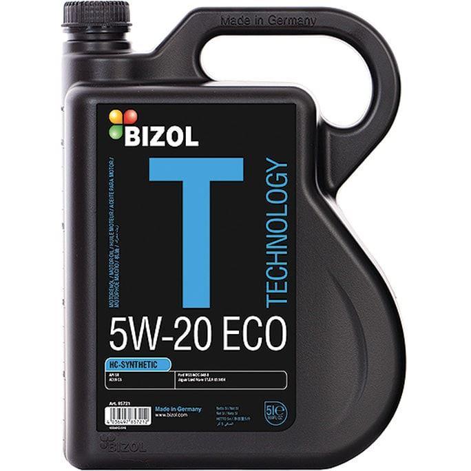BIZOL TECHNOLOGY, ECO 85721 Aceite de motor