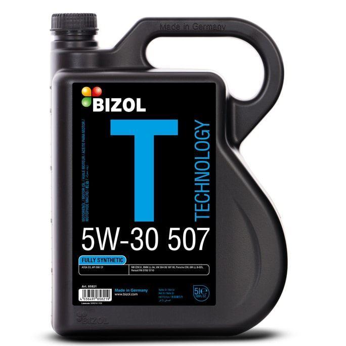 BIZOL TECHNOLOGY, 507 85821 Aceite de motor