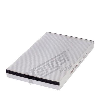 HENGST FILTER  E936LI Filtro, aire habitáculo Long.: 312,0mm, Ancho: 194,0mm, Altura: 31,0mm