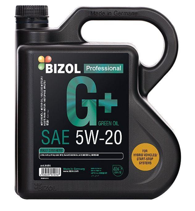 BIZOL Professional, GREEN OIL PLUS 81076 Aceite de motor