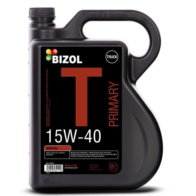 BIZOL TRUCK, PRIMARY 64111 Motoröl