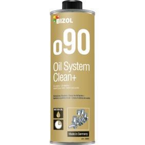 Öl-Additive BIZOL 8883 für Auto (Dose, Not for motorcycles, systems, with wet clutch, Inhalt: 250ml)