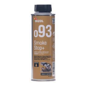 Öl-Additive BIZOL 8887 für Auto (Dose, Not for motorcycles, systems, with wet clutch, Inhalt: 250ml)
