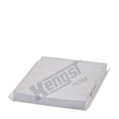 HENGST FILTER  E978LI Filter, Innenraumluft Länge: 255mm, Breite: 200mm, Höhe: 30mm
