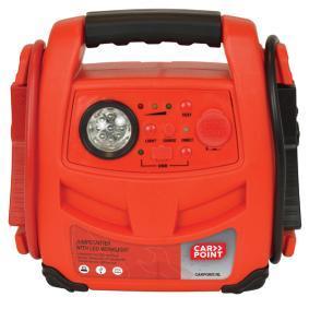 Car jump starter Voltage: 12V 0177716