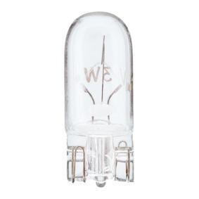 Glühlampe, Blinkleuchte 12V 3W, W3W, T10 , W2.1x9.5d 0725049