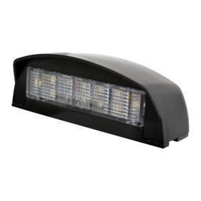 Kentekenlamp 0413950 206 Hatchback (2A/C) 1.6 i bj 1998