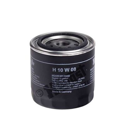 HENGST FILTER  H10W08 Ölfilter Ø: 95,0mm, Höhe: 93,0mm