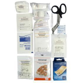 Kit de primeros auxilios para coche 0117112