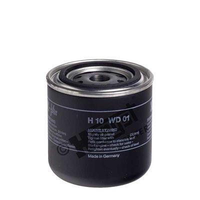 HENGST FILTER  H10WD01 Oil Filter Ø: 93mm, Height: 98mm