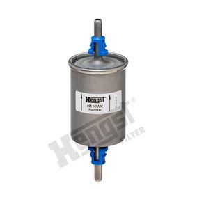 Touran 1T1, 1T2 2.0FSI Kraftstofffilter HENGST FILTER H110WK (2.0 FSI Benzin 2004 AXW)