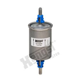 Fuel filter with OEM Number 4644 1236