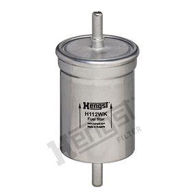 Fuel filter H112WK Qashqai / Qashqai +2 I (J10, NJ10) 1.5 dCi MY 2009