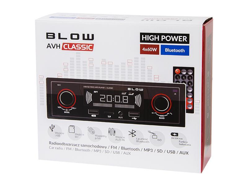 radio BLOW 78-287# 5900804111481
