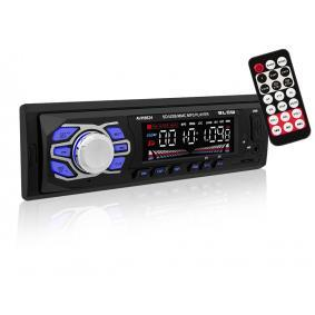 Auto-Stereoanlage Leistung: 4x50W 78269