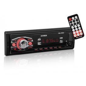 Auto-Stereoanlage Leistung: 4x25W 78279
