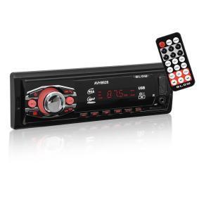 Stereos Vermogen: 4x25W 78279