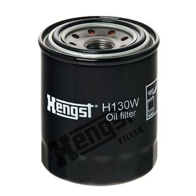 HENGST FILTER  H130W Ölfilter Ø: 79,0mm, Höhe: 101,5mm