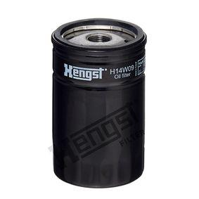 HENGST FILTER  H14W09 Ölfilter Ø: 76,0mm, Höhe: 119,0mm