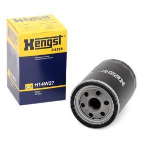 HENGST FILTER Ölfilter H14W27 mit OEM-Nummer 06A115561