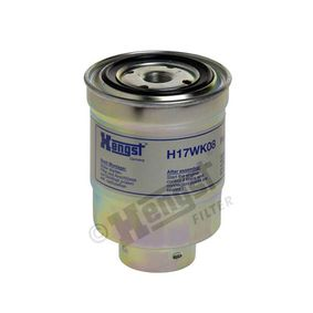 Fuel filter Height: 135mm with OEM Number 16405 05E01