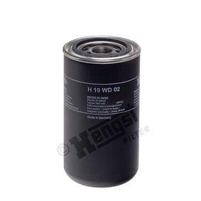 Ölfilter Ø: 93mm, Höhe: 172mm mit OEM-Nummer D45161300