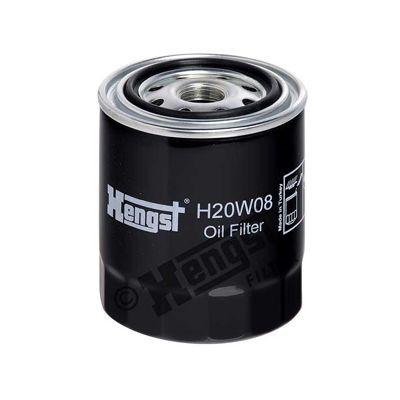 HENGST FILTER  H20W08 Ölfilter Ø: 81mm, Höhe: 102mm