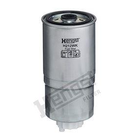 Fuel filter H212WK SORENTO 1 (JC) 2.5 CRDi MY 2017