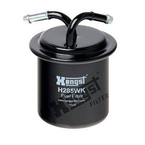 Kraftstofffilter Höhe: 121,0mm mit OEM-Nummer 42072PA010