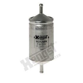 Filtro carburante H312WK DEDRA (835) 1.8 i.e. ac 1994