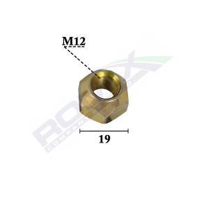 2011 Mazda 3 BL 1.6 MZR CD Wheel Nut C70596