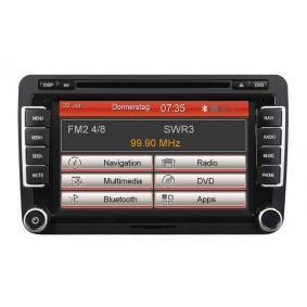 Car multimedia system VN735VOU1 SKODA OCTAVIA (1Z3)