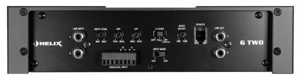 Audioförstärkare HELIX GTWO Expertkunskap